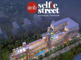 AMB Selfie Street Sector 92 Gurgaon