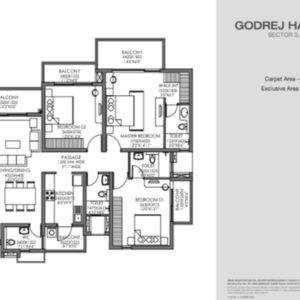 Godrej Habitat sector 3 ,Gurgaon