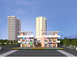 ROF Galleria Affordable Shops Sector 112 Gurgaon