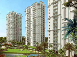 Antriksh Eco Homes in L Zone, Delhi