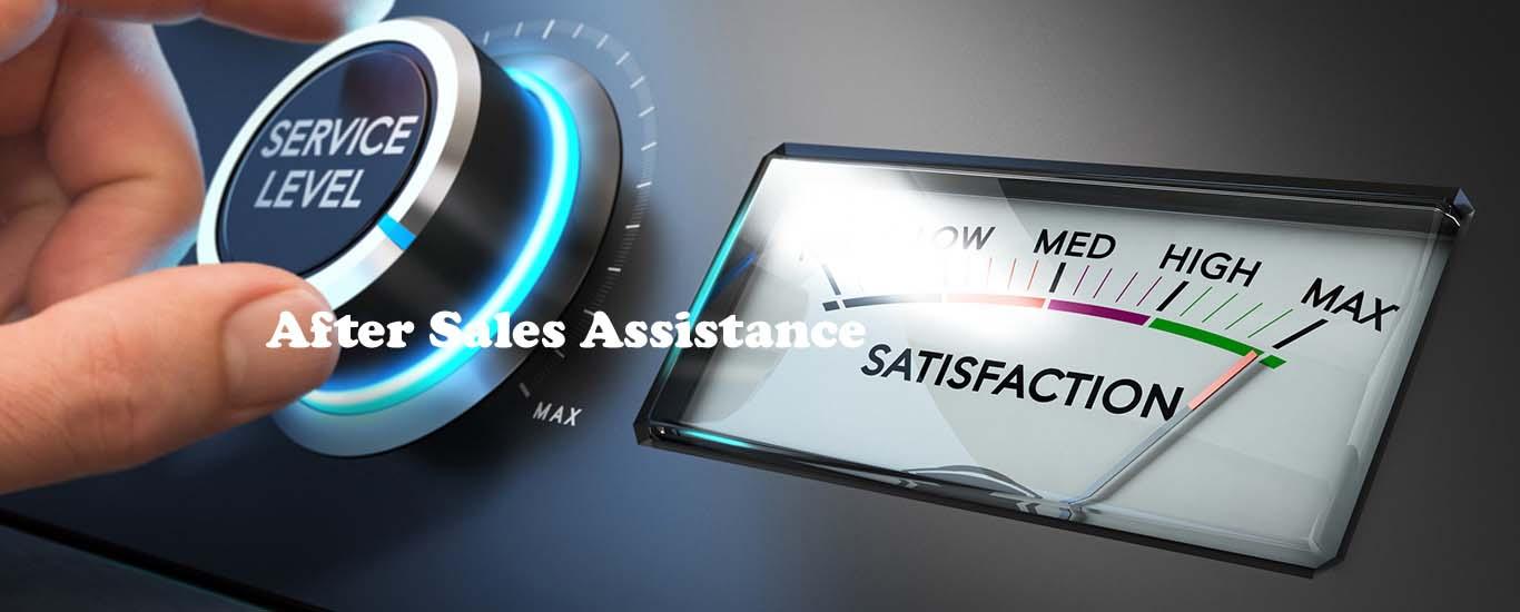 After Sales Assistance