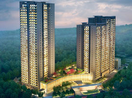 Krisumi Waterfall Residences