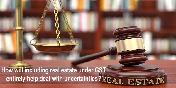 real estate with gst