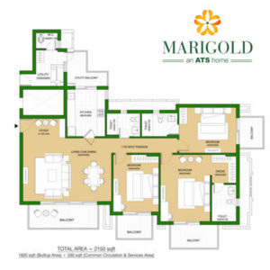 ats marigold sector 89a gurgaon