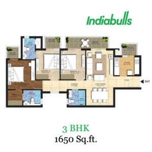 Indiabulls Centrum Park Sector 110 Gurgaon