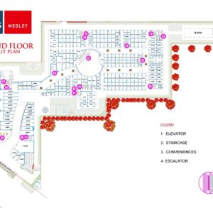ocus medley floor plans