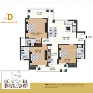 S S The Coralwood Sector 84 Gurgaon