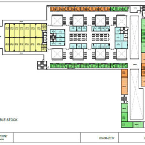 baani center point floor plans