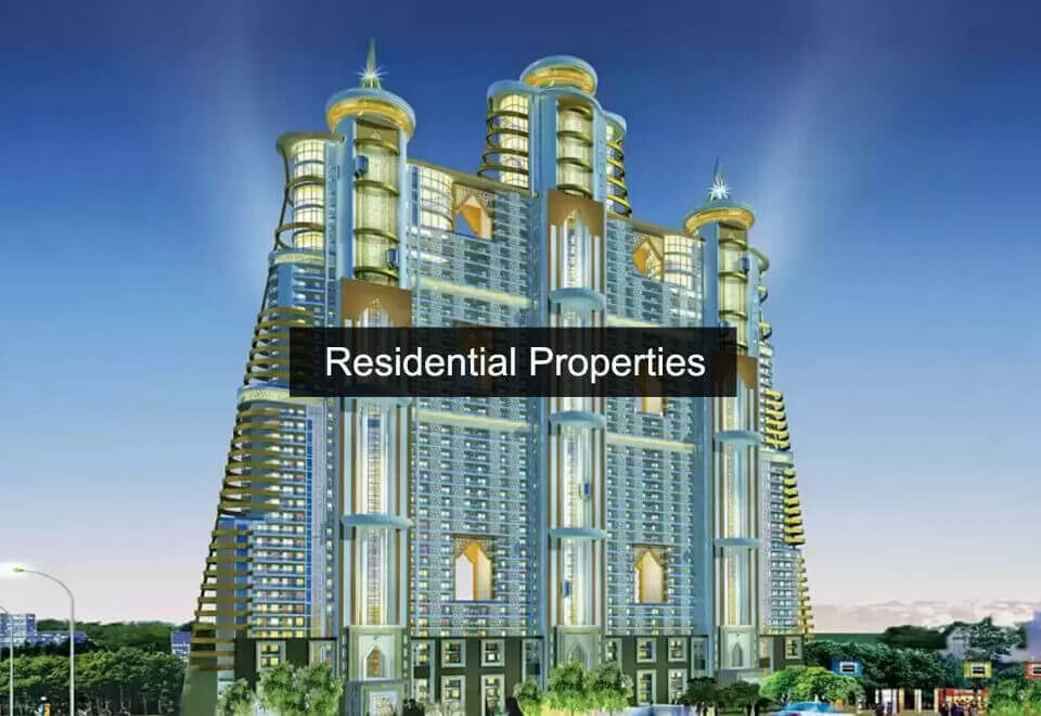 Residential Properties in Gurgaon