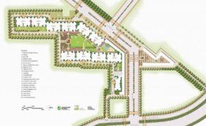 Signature Global floors sector 37d Site Plan