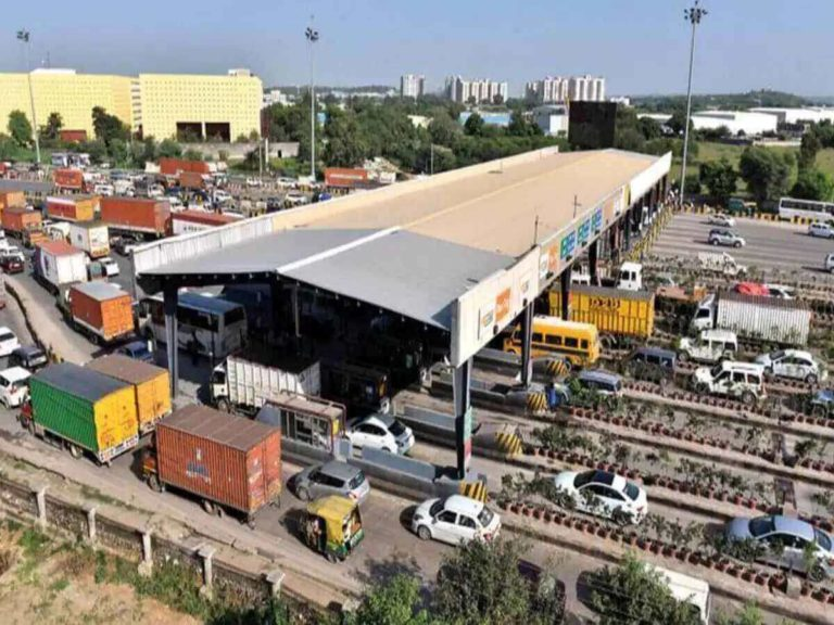 Kherki Daula toll plaza Gurgaon