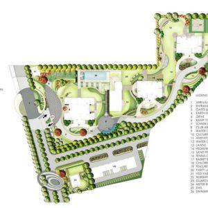 Emaar Digi Homes Master Plan