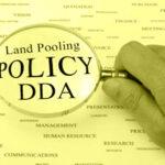 DDA land Pooling policy