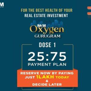 m3m oxygen gurgaon